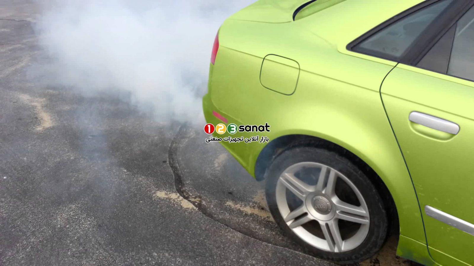 روغن کم کردن خودرو