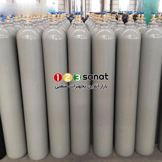 گاز اکسیژن برای فرایند جوشکاری